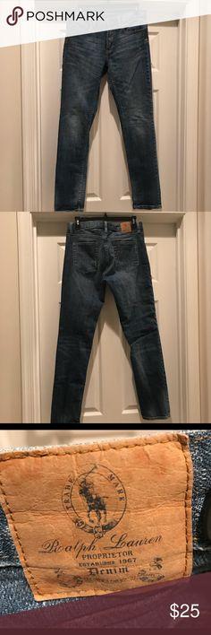 """Ralph Lauren Jeans 29"""" Ralph Lauren Jeans; 30"""" inseam Ralph Lauren Jeans Skinny"""