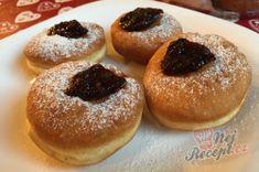 Czech Recipes, Doughnut, Czech Food, Hampers