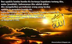 BERSABARLAH - JANGAN BERSEDIH BAHWASANNYA ALLAH ITU DEKAT   JDSK