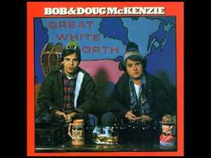 Twelve Days of Christmas performed by Bob and Doug McKenzie