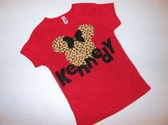 Disney clothes the family tshirt with Minnie by sweetpeppergrass