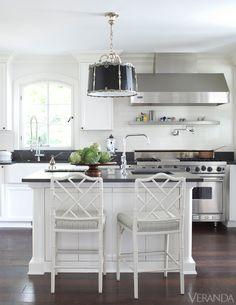 Kitchen Decor Ideas - Best Kitchen Decorating Tips and Designs - Veranda