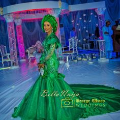 Aisha & Mustapha | Nigerian Muslim Wedding | George Okoro Photography | BellaNaija | 0George Okoro --268
