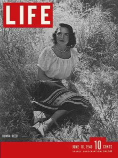 Donna Reed, also from Denison, Iowa.