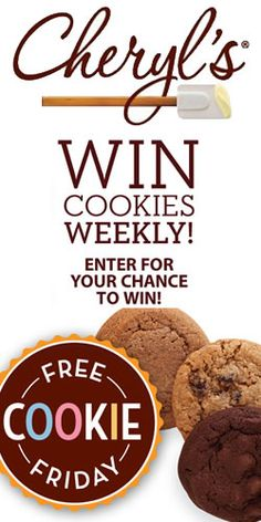 Free #Cookie #Friday!