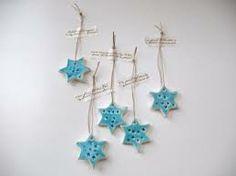 ceramic christmas ornaments - Google Search