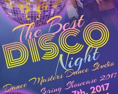 Disco Night Showcase and Social | TorontoDance.com