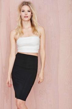 Nasty Gal Paola Skirt
