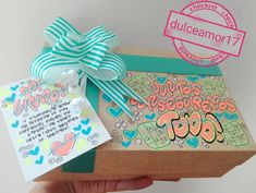 Gift Wrapping, Couple, Crafts, Decorated Boxes, Carton Box, Gift Wrapping Paper, Manualidades, Wrapping Gifts, Handmade Crafts