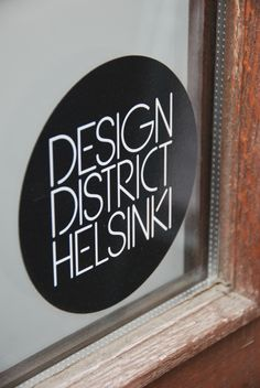 Design District Helsinki, Finland Helsinki, Baltic Region, Gypsy Living, Hand Lettering Fonts, Baltic Sea, Close To My Heart, Guide Book, Europe, Travel Style