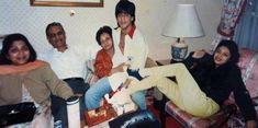 SRK misbehaving with Mother-In-Law! and Gauri's father