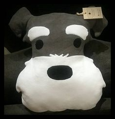 Check out this item in my Etsy shop https://www.etsy.com/es/listing/494998943/schnauzer-pillow-handmade-decorative