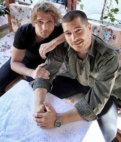 Two gorgeous men!