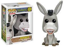 Funko POP! Movies Shrek Donkey Ciuchino Vinyl Figure #279