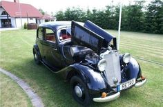 1939 Mercedes - Benz 170V