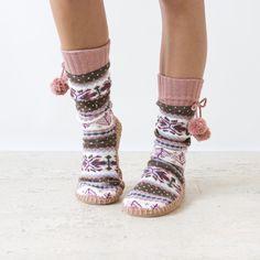 9ddd3367b7134e Shop our Slipper Socks at @kohls. Slipper Socks, Stocking Tights, Womens  Slippers