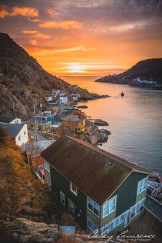 The Battery is a small neighbourhood within the city of St. John's, Newfoundland and Labrador. The Battery sits on the entrance to the harbour located on the slopes of Signal Hill. Sometimes described as an outport within the city of St. John's.