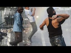 Migrant Crisis Shocking Footage - Calais Chaos, Germans Clash w/ Refugees - YouTube