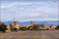 Algaida. #Majorca. #Spain