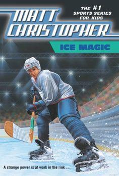 Ice Magic by Matt Christopher http://www.amazon.com/dp/B002ZDK0MS/ref=cm_sw_r_pi_dp_L10Evb14CGXA8