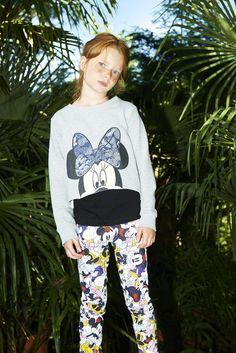 Little Eleven Paris Spring  / Summer 2015 campaign | www.littlesahou.com