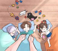 Anime Neko, Anime Art, Miya Mobile Legends, Moba Legends, Anime Siblings, Paper Mobile, Cool Anime Guys, Mobile Legend Wallpaper, Anime Expressions