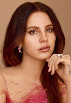 Lana Del Rey • British Elle, June 2017