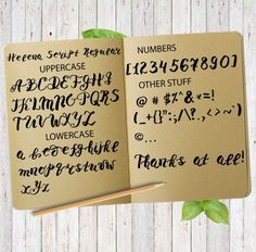 Helena script Brush Regular Font - Handwriting Fonts