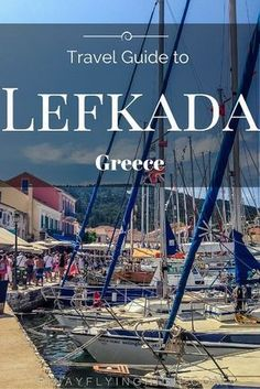I have been researching before I went for vacation about Lefkada but was really not able to see anything… Holiday Destinations, Travel Destinations, Places To Travel, Places To Go, Time Travel, London Blog, Greece Holiday, Greece Travel, Greece Trip
