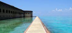 Fort Jefferson: une prison du XIXe siècle dans un décor paradisiaque