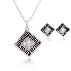 Vintage Enamel African Beads Jewelry Set conjuntos de joyeria Wedding Bridal Dress Accessories Jewelry Sets For Women