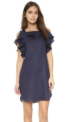 Amanda Uprichard Claudette Dress