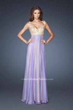 La Femme Dress 18990 at Peaches Boutique