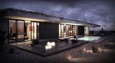 Residencia Texas © Kuan Studio