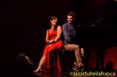 Alba Serrano & Max Villavecchia  About Nina en el Jazz Club de Vilafranca