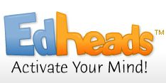 Edheads is an interactive website that aims to help students learn through educational games and activities designed to meet state and national standards. The topics are science-based (brain surgery, weather, etc.) But are very well designed and engaging for Middle and High School students. The site is free and is well worth a look.