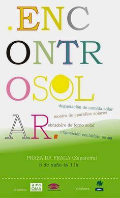 Universidade da Coruña: Encontro solar