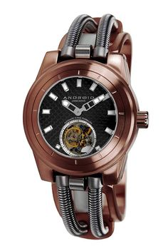 Android AD700BBN Hydraumatic G7 Automatic Flying Tourbillon