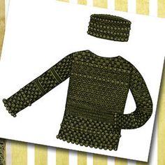 Il pull a uncinetto - Moda pratica | Donna Moderna