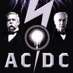 The original AC/DC