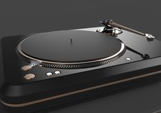Technics SL 1200 Mk II Redesign & Reengineering - 3D CAD model - GrabCAD