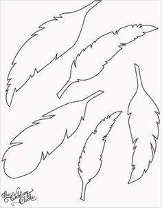 Manualidades originales con plumas