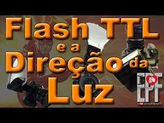 Fotografia Profissional aula 6 - Flash TTL e a Direção da Luz - Com 40D pós queda - #EPF - YouTube