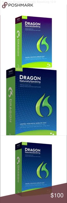 Dragon NaturallySpeaking v.12.0 Premium Edition ManufacturerNuance Communications, Inc Manufacturer Part NumberK609A-G00-12.0 Brand NameNuance Product NameDragon NaturallySpeaking v.12.0 Premium Edition Marketing Information Dragon NaturallySpeaking 12 Premium ignites new levels of productivity by letting you interact with your PC by voice, now with even greater freedom and flexibility. Dictate or modify documents, spreadsheets and presentations, send email, search the Web. Dragon will…