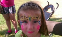 face painting by face flair!