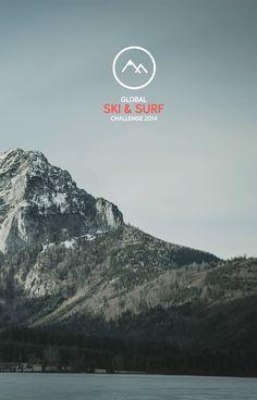 Global Ski & Surf 2014 on Behance
