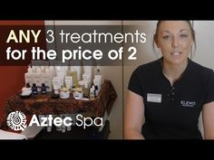 Aztec Spa in Torquay has a June special offer - Take a look