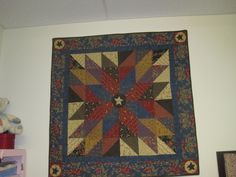 look what's on display at the Missouri Star Quilt Company!
