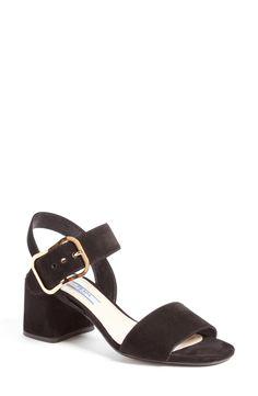Buckle Sandal (Women)