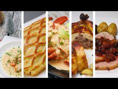TOP 5 NAVIDAD | Mis mejores platos para fiestas - YouTube